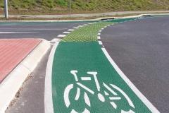 61R Helensvale Bike Lane
