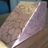 Copper Light shade
