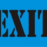 EXIT serif