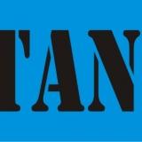 NO STANDING serif