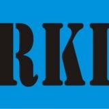 PARKING serif