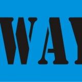 TOW AWAY ZONE serif
