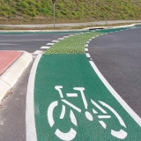 61R Helensvale Bike Lane