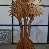 Pandanus sculpture URBAN TURKEY
