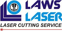 Laws Laser Logo